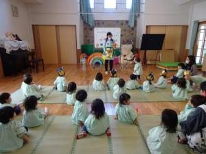 〇4月26日(月曜日)【愛隣幼児学園】