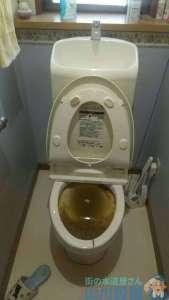 トイレの直し方