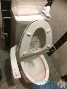 兵庫県尼崎市  トイレつまり溢れ修理