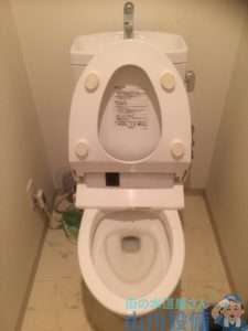 大阪府大阪市西淀川区 トイレつまり修理