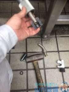 大阪府大阪市平野区  水道水漏れ修理