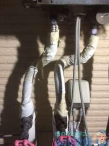 奈良県広陵町  水道水漏れ修理
