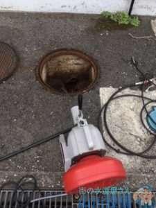 大阪府堺市中区小阪  トイレつまり修理  排水管つまり修理  高圧洗浄機  ドレンクリーナー