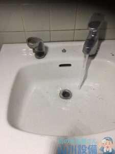 大阪府大阪市淀川区十八条  水道修理  水が出ない