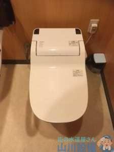 大阪府大阪市西区境川  トイレつまり修理