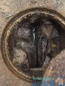 兵庫県西宮市六湛寺  トイレつまり修理  排水管つまり修理  高圧洗浄機