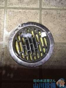 大阪府大阪市北区茶屋町  排水管つまり修理  ドレンクリーナー