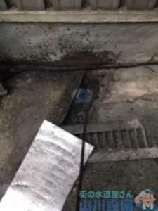 大阪府堺市西区浜寺石津町東 排水保守会員 排水つまり修理 高圧洗浄機