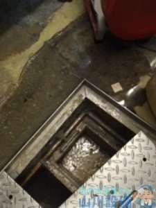 大阪府泉南郡田尻町泉州空港中  厨房排水つまり修理  ドレンクリーナー