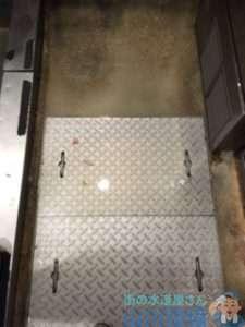大阪府大阪市淀川区宮原  グリストラップ排水管つまり修理  ドレンクリーナー