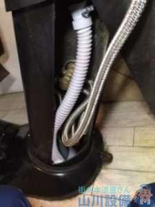 絶対に高い筈の美容室のシャンプー台で排水が詰まって分かった裏側の巻、尼崎市潮江編(笑)