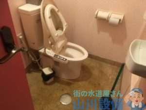 大阪市淀川区塚本のトイレつまり修理で久々に予想を外しました(苦笑)