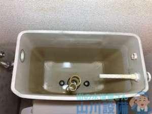 宝塚市川面のトイレタンクの水漏れは通称「便チョロ」2018.9.1