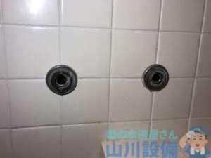 空部屋リフォームはトイレ、洗面、洗濯パン、浴室蛇口の交換の続編