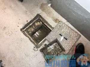 厨房排水配管が詰まった場合の通管方法を詳しく解説します。