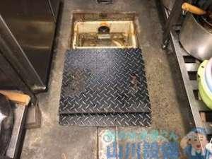前回調査をした飲食店の排水つまりを除去した方法とは?