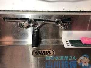 奈良県橿原市曲川町で混合水栓の交換は山川設備にお任せ下さい。