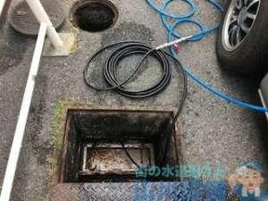 大阪府堺市北区北花田町で高圧洗浄するなら山川設備に連絡下さい。