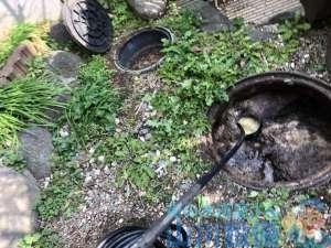 東大阪市善根寺町の浄化槽の排水詰まりを高圧洗浄するなら山川設備にお任せ下さい。