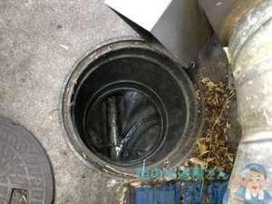 八尾市南亀井町で合流桝の清掃は山川設備にお任せ下さい。