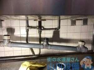 御所市東松本で排水栓の交換は山川設備にお任せ下さい。