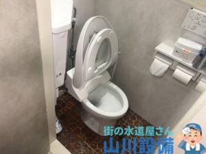 大阪市住之江区北島でトイレ詰まり抜き業者さんをお探しなら山川設備にお任せ下さい。