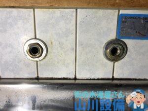 豊中市東泉丘で蛇口の水漏れ修理は山川設備にお任せ下さい。