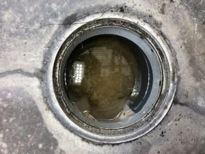 東大阪市三島で排水桝がタプンタプンになったら山川設備にお任せ下さい。