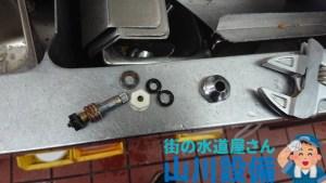 大阪府大阪市大正区で蛇口の水漏れ修理は山川設備にお任せ下さい。
