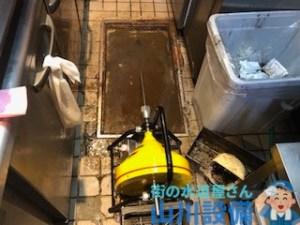 奈良県奈良市で飲食店の排水の流れが悪いと感じたら山川設備が対応します。