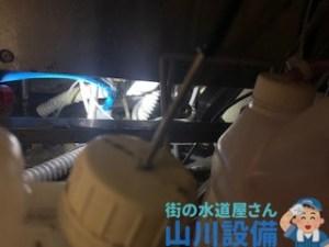 大阪府大東市の飲食店で排水管が詰まったら山川設備が対応します。