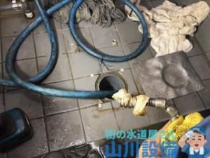 大阪府東大阪市加納の排水管つまりは山川設備がドレンクリーナーを使って解消させます。