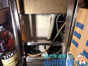大阪府豊中市玉井町、東大阪市の店舗の排水つまりは山川設備にお任せ下さい。