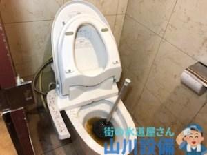 大阪府八尾市高美町でスッポンをしてもトイレつまりが改善しなかったら山川設備にお任せ下さい。