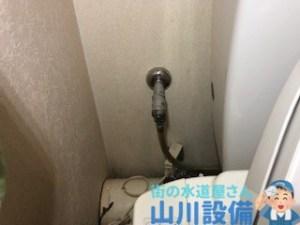 大阪府藤井寺市恵美坂のでトイレタンクを直接繋ぐなら山川設備にお任せ下さい。