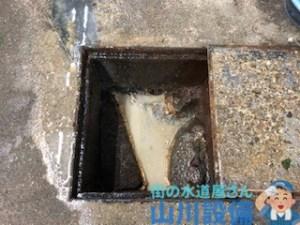 大阪府堺市中区大野芝町でワイヤーを通すなら山川設備にお任せ下さい。