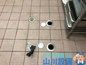 大阪府門真市一番町で掃除点検口をチェックするなら山川設備に連絡下さい。