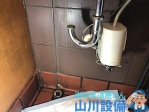 大阪府門真市一番町のスティック管の交換は山川設備にお任せ下さい。