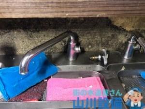 大阪府大阪市西成区千本中の蛇口水漏れは山川設備にお任せ下さい。