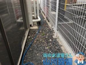大阪府門真市一番町の店舗の水道トラブルは山川設備にご連絡下さい。