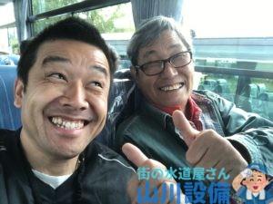 奈良の辻さんとのツーショット写真