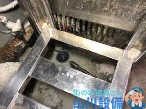 大阪府東大阪市吉田で10mmのワイヤーで通管作業するなら山川設備に連絡下さい。