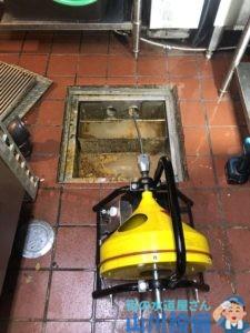 大阪府大阪市都島区東野田町の食洗機の排水つまりは山川設備にお任せ下さい。