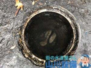 奈良県奈良市大森町の飲食店で高圧洗浄機を使って洗管作業するなら山川設備に連絡下さい。