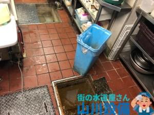 大阪市都島区都島北通のグリストラップの流れが悪いと感じたら山川設備にお任せ下さい。