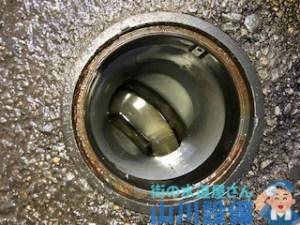 東大阪市の高圧洗浄機を使った排水管清掃は山川設備にお任せ下さい。