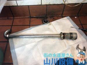 東大阪市長堂でスティック管の水漏れは山川設備にお任せ下さい。