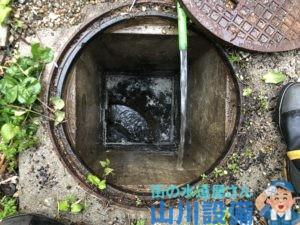 貝塚市貝塚で店舗の排水管が詰まっちゃったら山川設備にお任せ下さい。