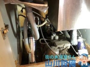 橿原市久米町芝田で飲食店の排水管が詰まったら山川設備にお任せ下さい。