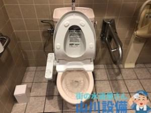 奈良市柏木町でトイレの流れが悪いと感じたら山川設備にお任せ下さい。